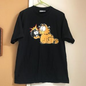 Men's The Hundreds x Garfield collab